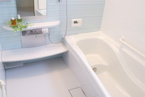 バスルームクリーニングイメージ画像